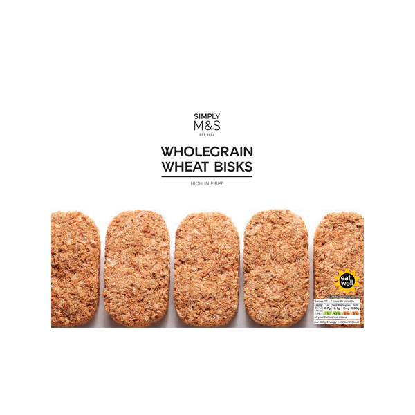 Simply M Amp S Wholegrain Wheat Bisks Available Now On